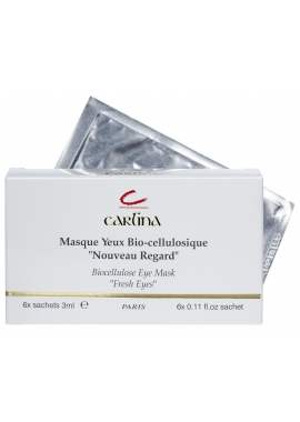 "Masque Yeux Bio-cellulosique ""Nouveau regard"""