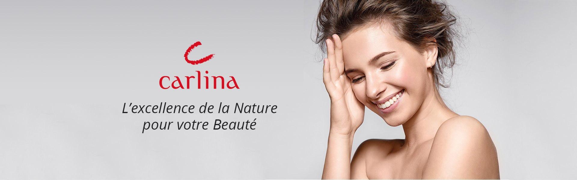 Carlina, l'excellence de la Nature pour votre Beauté